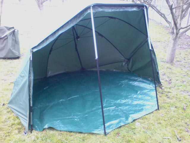 Oval Profile Brolly